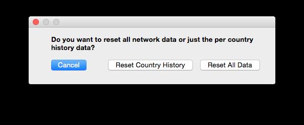 Reset Stats Client