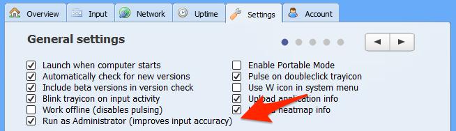 Windows run as Admin